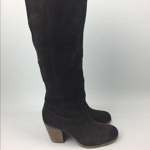Denim supply | Mazie western pull on boot size 7